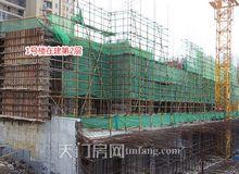 西湖新天地3月工程进度:打造公园旁品质楼盘