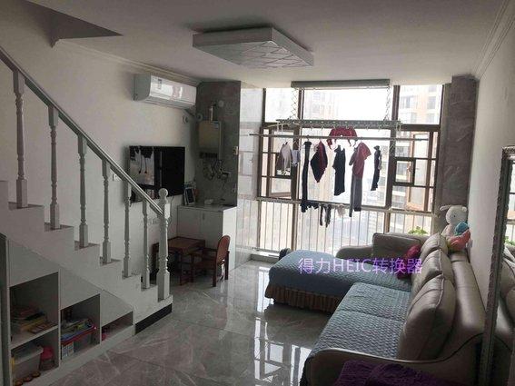 漢海國際loft公寓 2室2廳2衛 50.7平米x2(雙層)