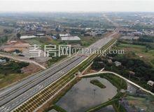 武漢城市圈環線高速公路孝感北段新進展!