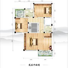 鑫龙·御龙湾--E户型273.5㎡
