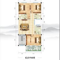 鑫龙·御龙湾--5#2户型336.61㎡