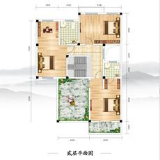 鑫龙·御龙湾--6#A户型266.34㎡