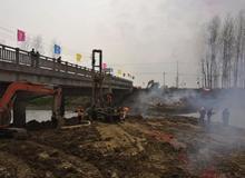 2019年潛江農村公路危橋改造工程開工