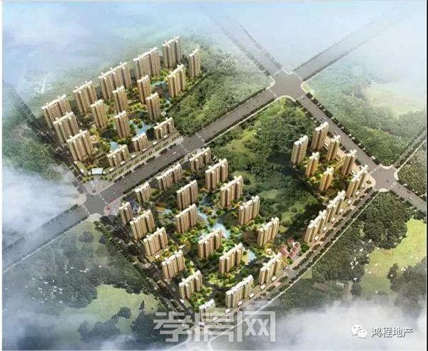 國風鴻城22#樓將于8月3日盛大公開