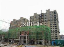 高新时代广场10月进度:项目已建至第3层