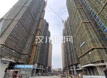 御璟豪园10月进度:楼栋正在稳步建设中