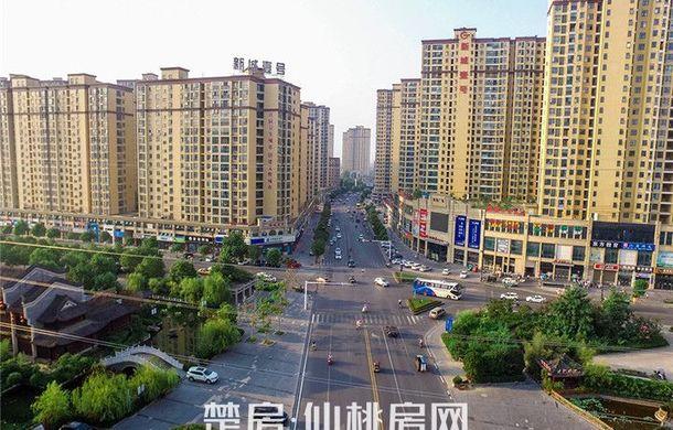 跑遍仙桃南城新區 才發現房價為何這么高!