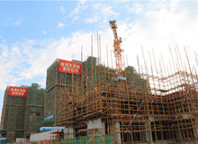 工程播报|金威生态城10月工程进度
