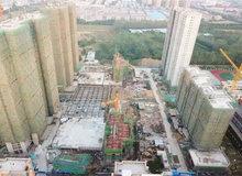 """滿庭春·當代城工程進度   精雕細琢 """"家""""音漸近"""