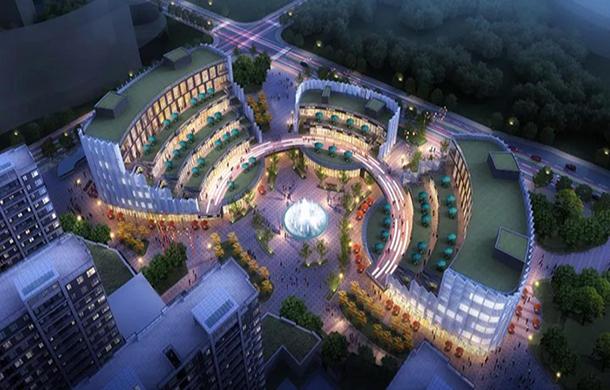期待!孝感東城區將新建一大型文化廣場!