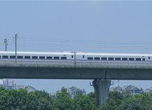 10月30日 汉十高铁体验专列跑完全程!