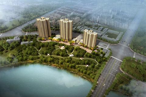 碧桂园·左岸新都
