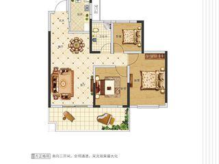 錦華首府理想家戶型圖