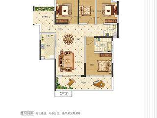 錦華首府幸福家戶型圖