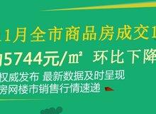 仙桃11月商品房成交1159套!同比上涨79.41%