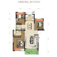 颐德府家和户型图