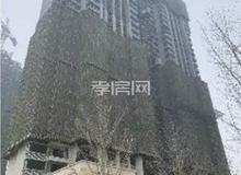 保利香頌1月進度:1#樓正在拆腳手架