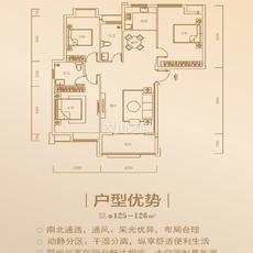 汉川·银湖天街4#楼户型图