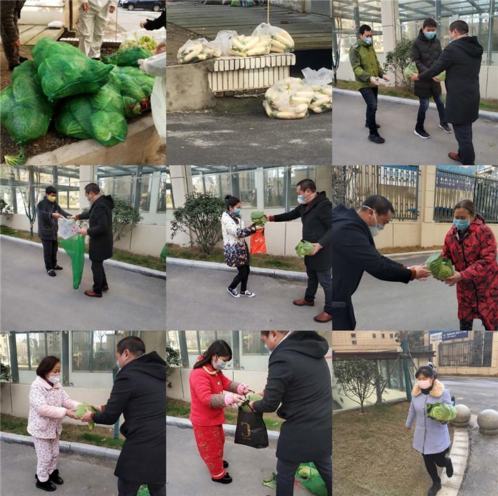 同心戰疫丨錦華置業捐贈30萬助力抗擊疫情