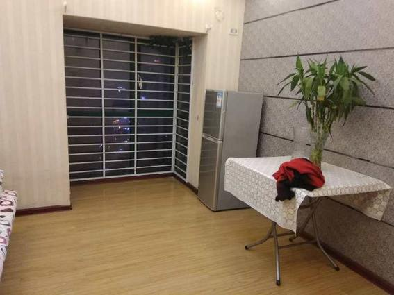 汽车总站 电梯 一室一厅 家私家电齐全