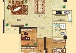 鸿泰世颐公馆 精装三房 中高楼层 实验高中对面学区房