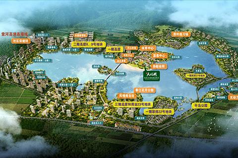 天屿湖国际休闲社区