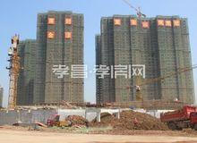 孟宗凤凰城5月工程进度:孟宗大市场已开工建设