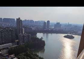 西湖公馆 毛坯四房 电梯高层 四湖边上安个家