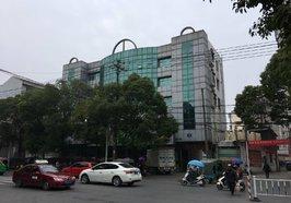 章華中路黃金地段北門惠美佳二樓380平辦公樓出租(院內可停車)