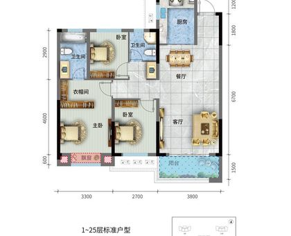 荣怀·及第世家E地块B2-4