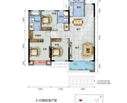 荣怀·及第世家E地块B2-6