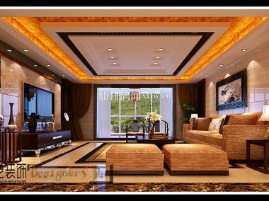 私人住宅新中式风格