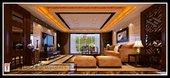 私人住宅新中式风格_客厅