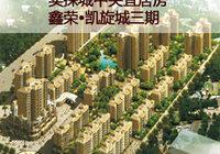 实探城中央宜居房 鑫荣•凯旋城三期