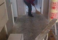 久盛地板--无尘安装
