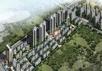 香格里拉城市花园:奢享温馨绿色花园