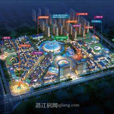 中國龍蝦城效果圖