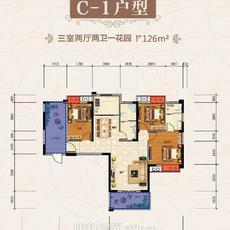康湾熙岸--C-1