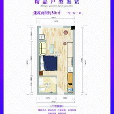 江漢平原農產品大市場C1戶型戶型圖