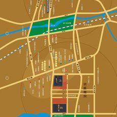 新城悦隽区位图