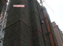 楚天尚城4月工程进度:15#楼至18#楼已封顶