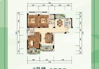 博士湾壹号-4期 3#号楼124㎡让你体验三房的欢优居生活