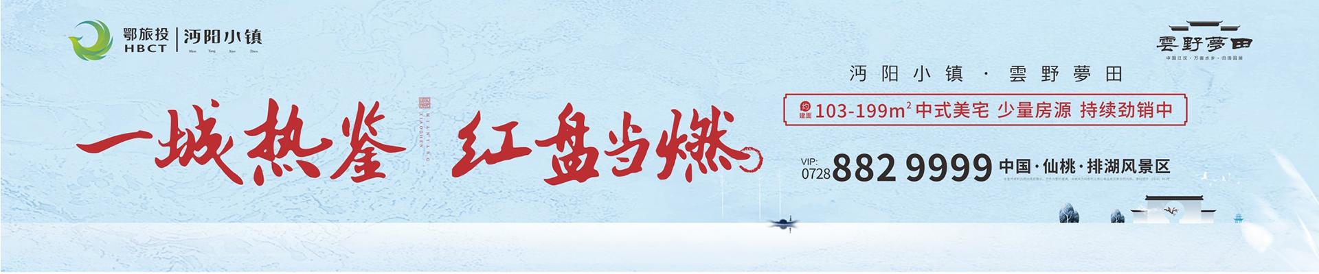 沔陽小(xiao)鎮(zhen)