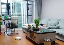 三丰鼎城 花园洋房 仙桃小学 精装两房 全屋中央空调 采光好 双阳台  诚心出售