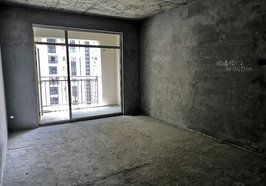南城 蓝天新城 中间户型 毛坯三室两厅两卫 朝南 小区环境好 房屋质量过关