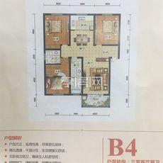 丹陽古鎮B4戶型戶型圖