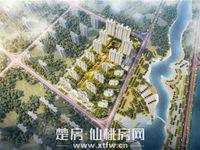 高绿化、宽楼间距、公园旁三重叠加,蓝悦·满庭春可别再错过!