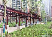 楚天世纪城八月工程进度:3-6#楼地下车库已投入使用