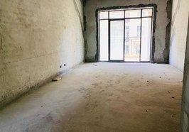 绿地华庭麓城  毛坯大三房  124平  步梯好楼层  64万