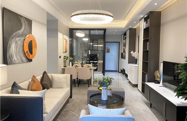 名筑当代阅MOMΛ建面约111-128㎡舒适三居的美好生活
